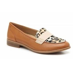 NWOB Naturalizer Veronica Leather Loafers